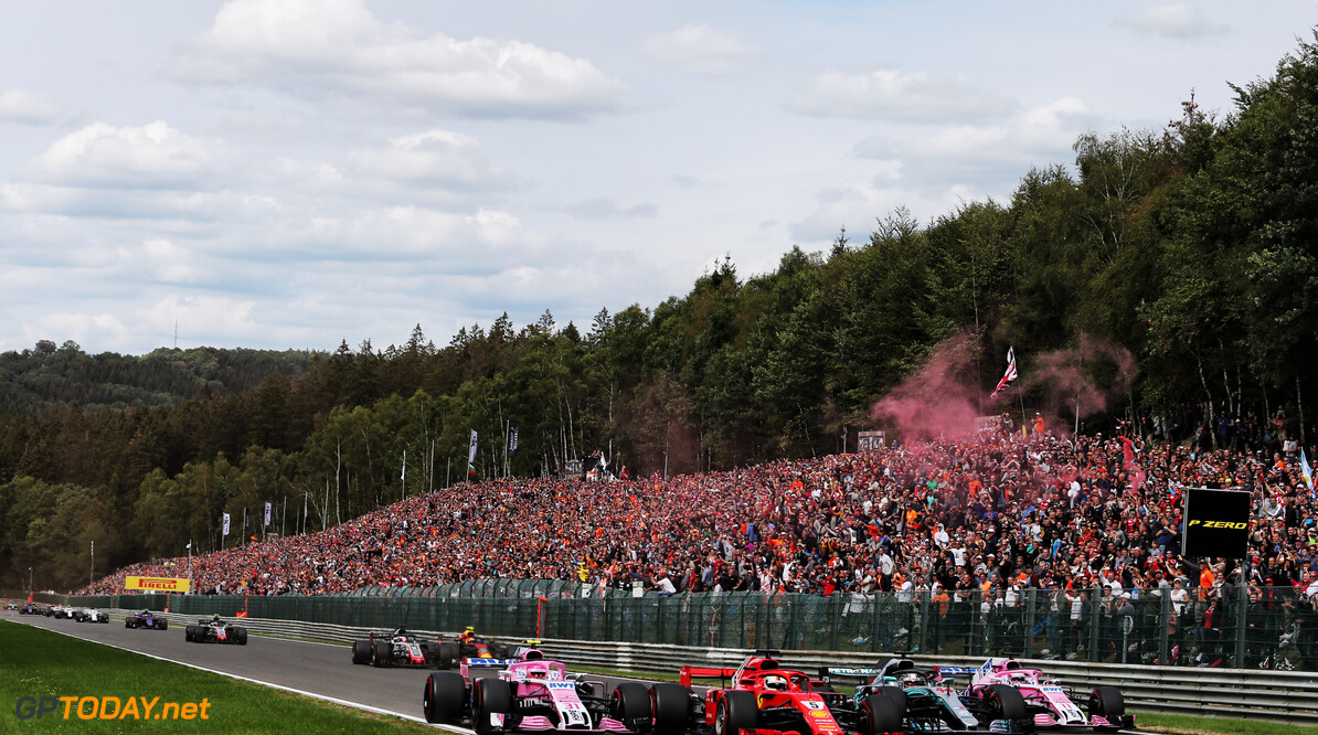 Perez hoping for another lead battle at Spa