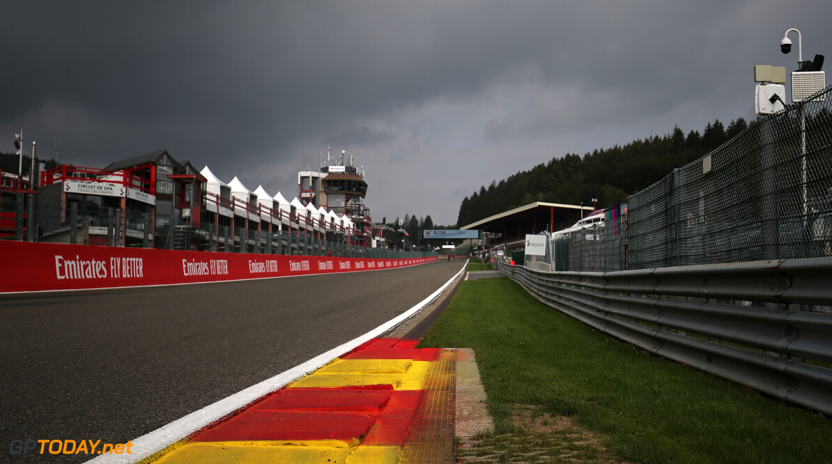 Formula One World Championship Track Atmosphere  29.08.2019. Formula 1 World Championship, Rd 13, Belgian Grand Prix, Spa Francorchamps, Belgium, Preparation Day. - www.xpbimages.com, EMail: requests@xpbimages.com - copy of publication required for printed pictures. Every used picture is fee-liable. (C) Copyright: Charniaux / XPB Images Motor Racing - Formula One World Championship - Belgian Grand Prix - Preparation Day - Spa Francorchamps, Belgium XPB Images Spa Francorchamps Belgium  Formel1 Formel F1 Formula 1 Formula1 GP Grand Prix one Circuit de Spa-Francorchamps August Spa Francorchamps Belgium Belgian Thursday Portrait 29 8 08 2019