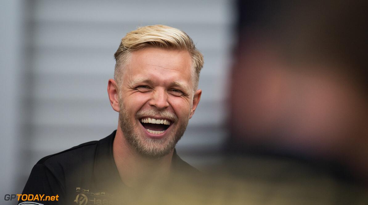Magnussen volgens vader Jan op 'juiste plek' bij Haas F1