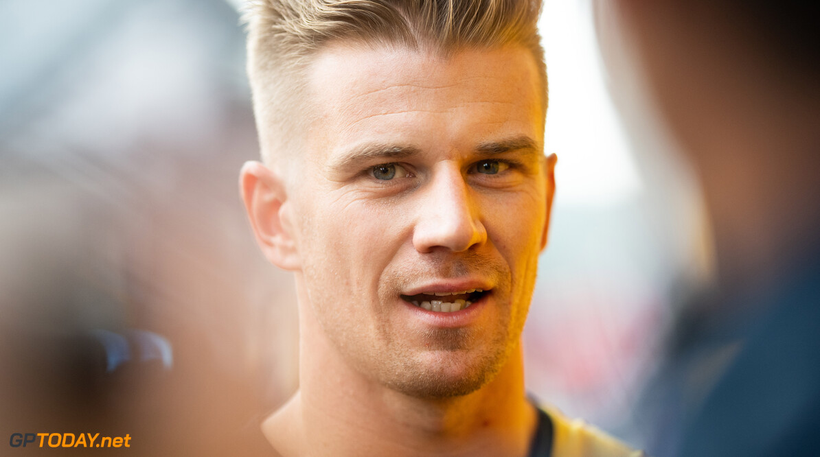 Haas interested in Hulkenberg signature for 2020