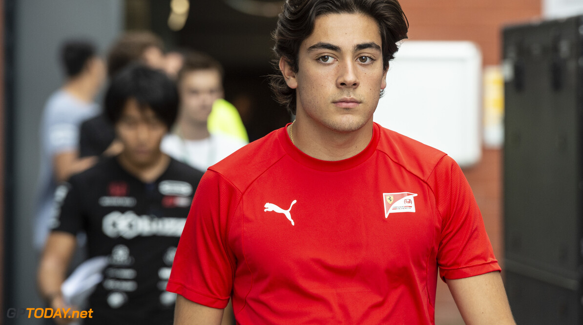 FIA Formula 2 SPA-FRANCORCHAMPS, BELGIUM - AUGUST 29: Giuliano Alesi (FRA, TRIDENT) during the Spa-Francorchamps at Spa-Francorchamps on August 29, 2019 in Spa-Francorchamps, Belgium. (Photo by LAT Images / FIA F2 Championship) FIA Formula 2   Belgium  FIA Formula 2