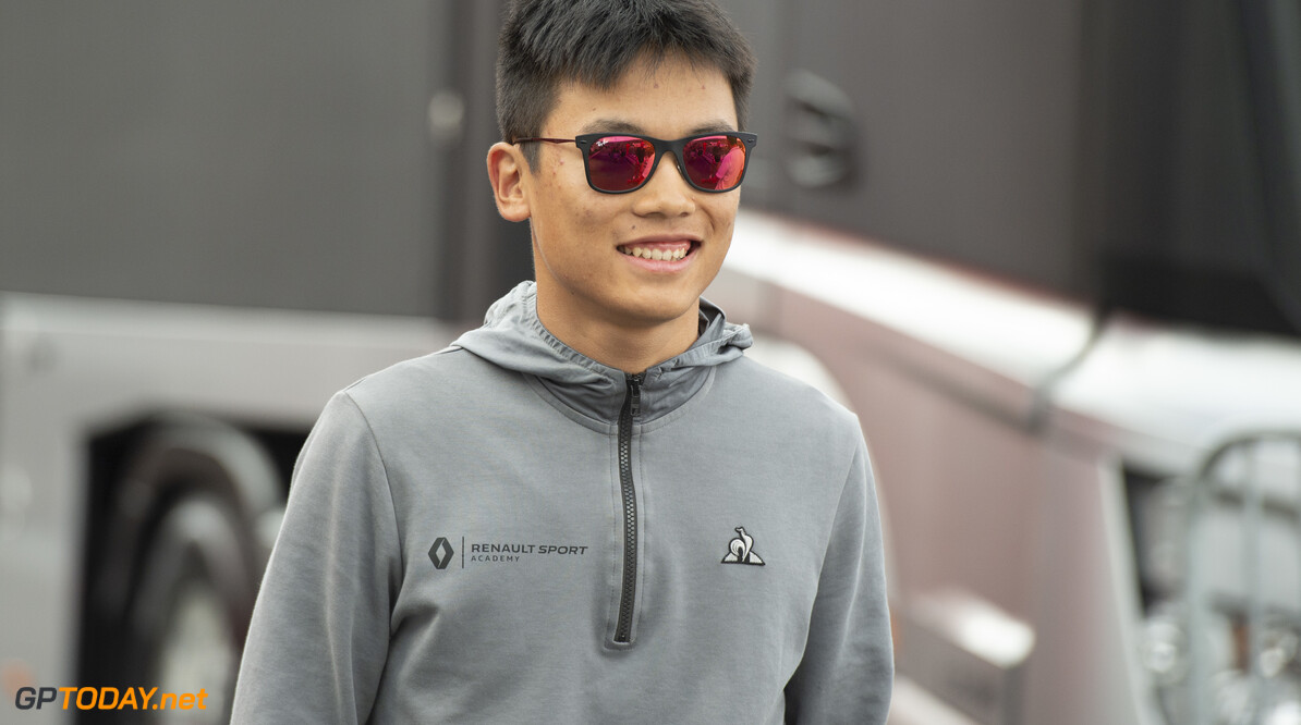 FIA Formula 3 SPA-FRANCORCHAMPS, BELGIUM - AUGUST 29: Ye Yifei (CHI, Hitech Grand Prix) during the Spa-Francorchamps at Spa-Francorchamps on August 29, 2019 in Spa-Francorchamps, Belgium. (Photo by LAT Images / FIA F3 Championship) FIA Formula 3   Belgium  FIA Formula 3 F3 Formula 3 FIA F3