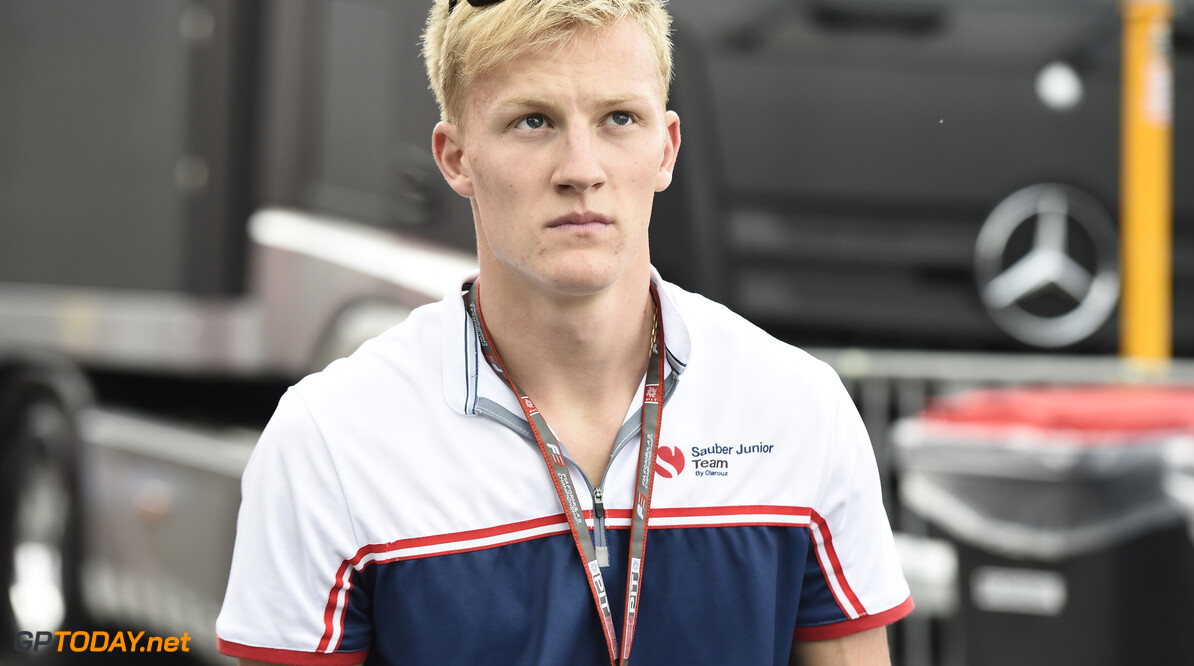 FIA Formula 3 SPA-FRANCORCHAMPS, BELGIUM - AUGUST 29: Fabio Scherer (CHE, Sauber Junior Team by Charouz) during the Spa-Francorchamps at Spa-Francorchamps on August 29, 2019 in Spa-Francorchamps, Belgium. (Photo by LAT Images / FIA F3 Championship) FIA Formula 3   Belgium  FIA Formula 3 F3 Formula 3 FIA F3