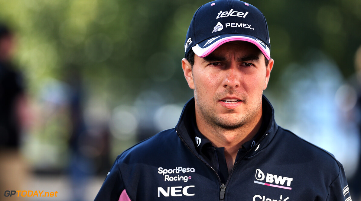 Perez signs multi-year contract extension with Racing Point