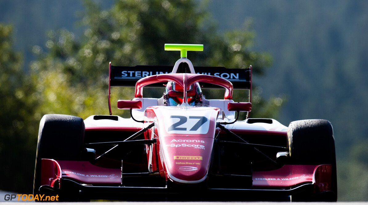 FIA Formula 3 SPA-FRANCORCHAMPS, BELGIUM - AUGUST 30: Jehan Daruvala (IND, PREMA Racing) during the Spa-Francorchamps at Spa-Francorchamps on August 30, 2019 in Spa-Francorchamps, Belgium. (Photo by Joe Portlock / LAT Images / FIA F3 Championship) FIA Formula 3 Joe Portlock  Belgium  FIA Formula 3 F3 Formula 3 FIA F3