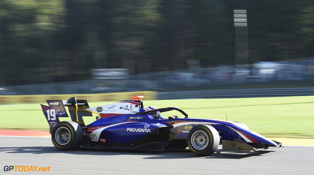 FIA Formula 3 SPA-FRANCORCHAMPS, BELGIUM - AUGUST 30: Niko Kari (FIN, Trident) during the Spa-Francorchamps at Spa-Francorchamps on August 30, 2019 in Spa-Francorchamps, Belgium. (Photo by Gareth Harford / LAT Images / FIA F3 Championship) FIA Formula 3 Gareth Harford  Belgium  FIA Formula 3 F3 Formula 3 FIA F3