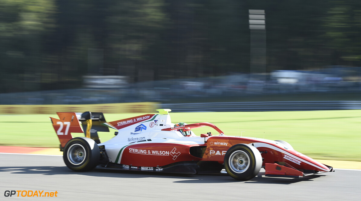 FIA Formula 3 SPA-FRANCORCHAMPS, BELGIUM - AUGUST 30: Jehan Daruvala (IND, PREMA Racing) during the Spa-Francorchamps at Spa-Francorchamps on August 30, 2019 in Spa-Francorchamps, Belgium. (Photo by Gareth Harford / LAT Images / FIA F3 Championship) FIA Formula 3 Gareth Harford  Belgium  FIA Formula 3 F3 Formula 3 FIA F3