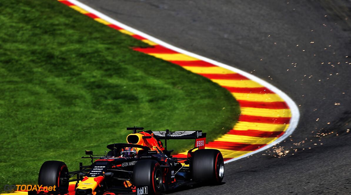"""Max Verstappen: """"De auto leeft en beweegt op Spa-Francorchamps"""""""