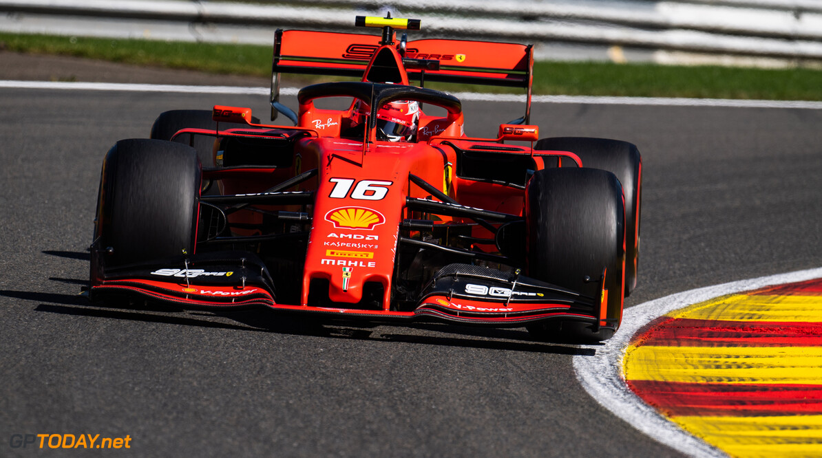 <strong>FP2:</strong> Ferrari stays on top as Leclerc leads Vettel