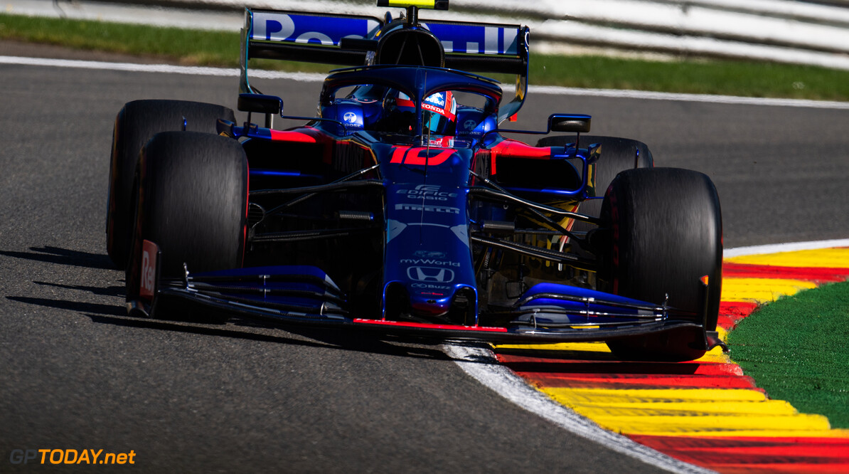 Transition to Toro Rosso harder than Red Bull - Gasly