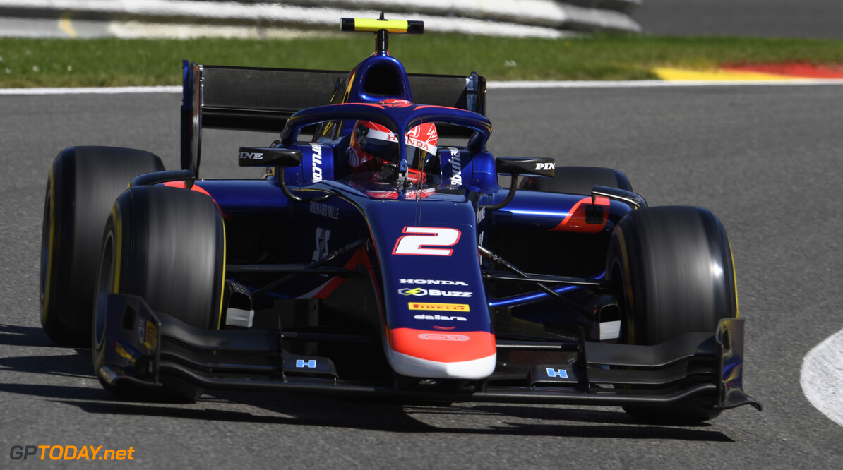 <strong>Feature Race</strong>:  Matsushita wins thrilling race ahead of charging Ghiotto