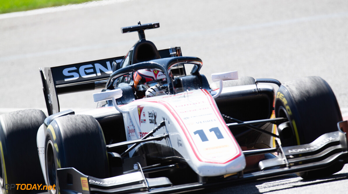 <strong>Qualifying: </strong> Ilott takes maiden pole in thrilling session