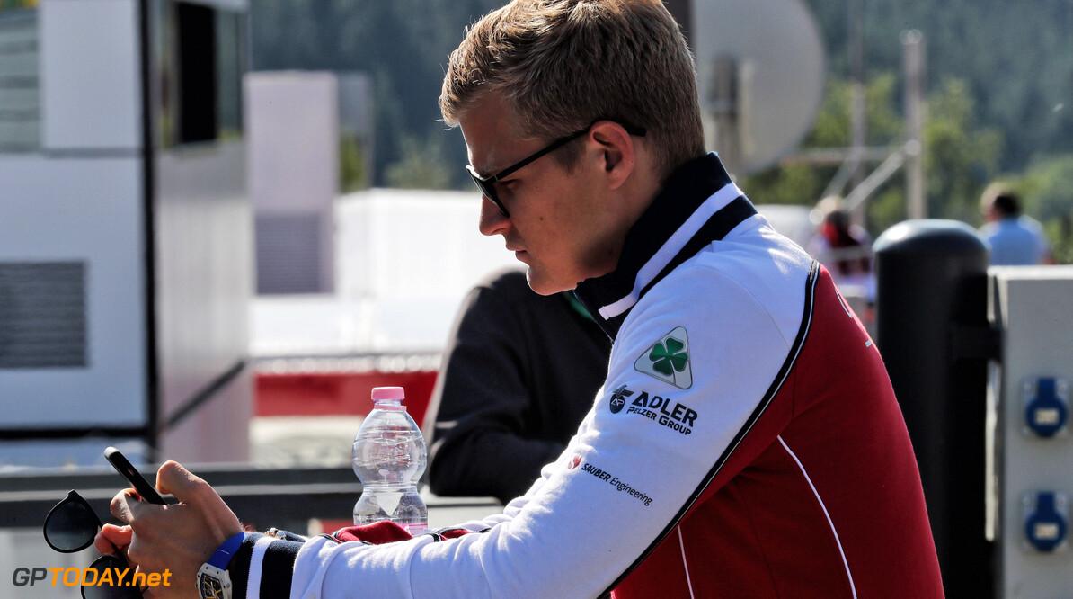 Schmidt says Ericsson 'pretty pissed' after Alfa Romeo saga at Spa