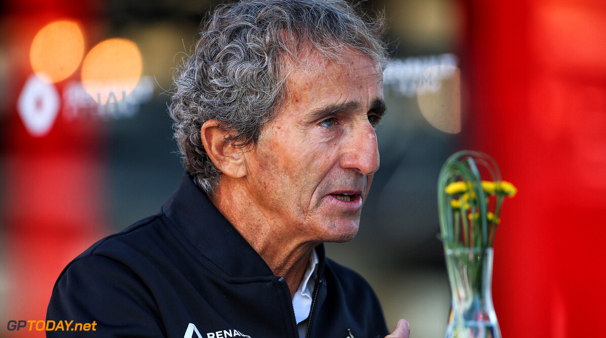 "Alain Prost: ""Hulkenberg wees nieuw Renault-contract af"""