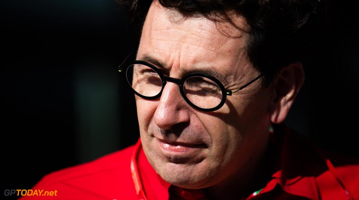 """Ferrari ziet weinig in standaardisatie onderdelen: """"Risico voor de Formule 1"""""""