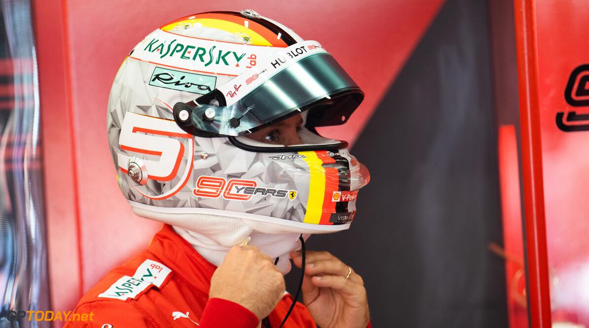 Vettel ziet kalender liever terugkeren naar seizoenen met 16 races