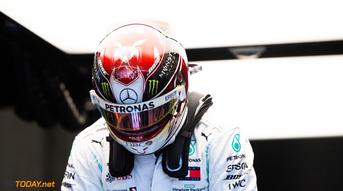 """Lewis Hamilton na kwalificatie: """"Wil vooral monteurs bedanken"""""""