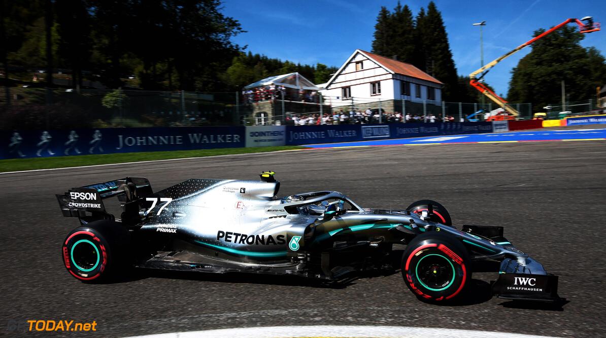 Valtteri Bottas spaarde motor in slotfase race