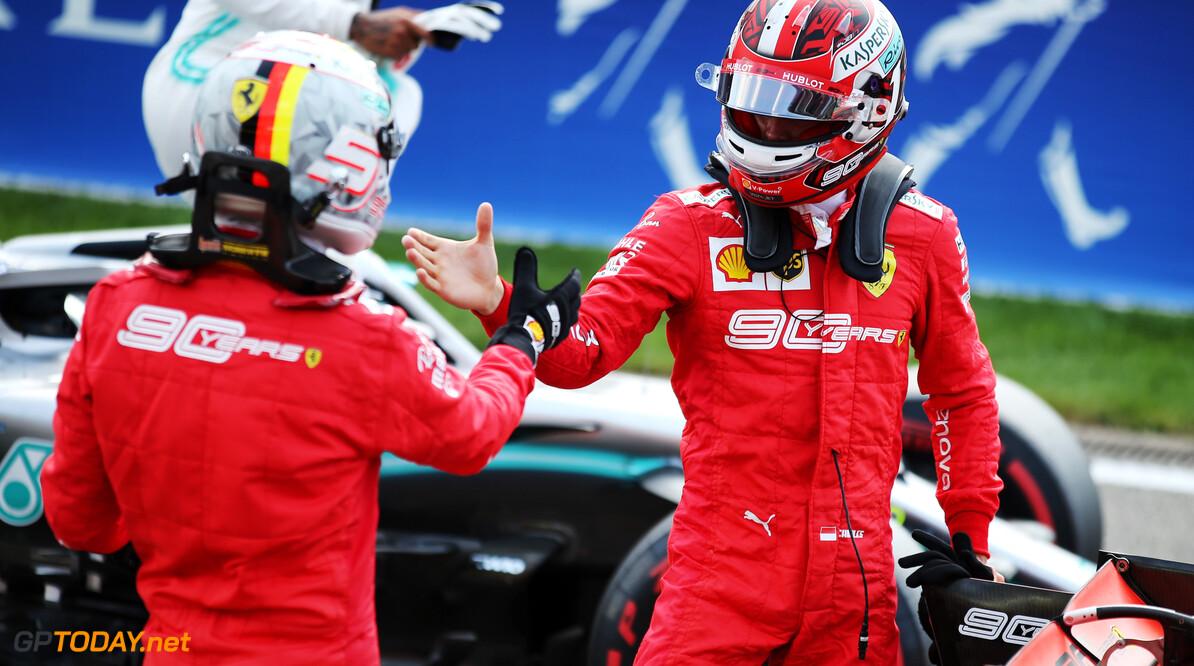 """Sebastian Vettel hoopvol: """"Koelere temperaturen moeten in ons voordeel werken"""""""