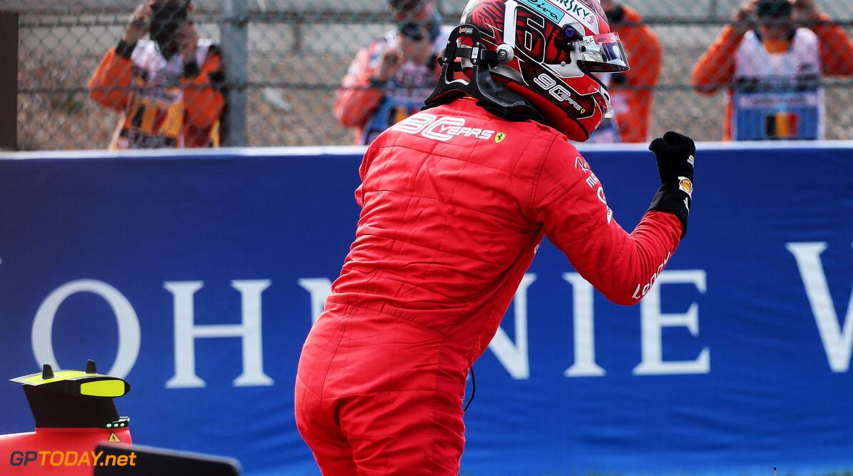 Drie keer is scheepsrecht voor Charles Leclerc, Verstappen valt snel uit