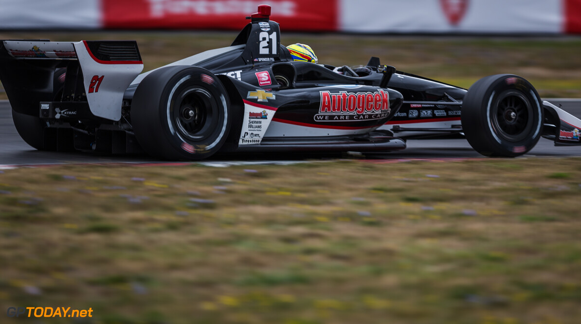 2019 Portland GP at Portland International Raceway  Stephen King Portland United States of America  2019 INDYCAR Portland International Raceway