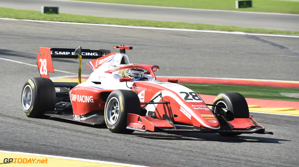 <strong>Feature Race</strong>: Shwartzman takes victory ahead of Prema top three