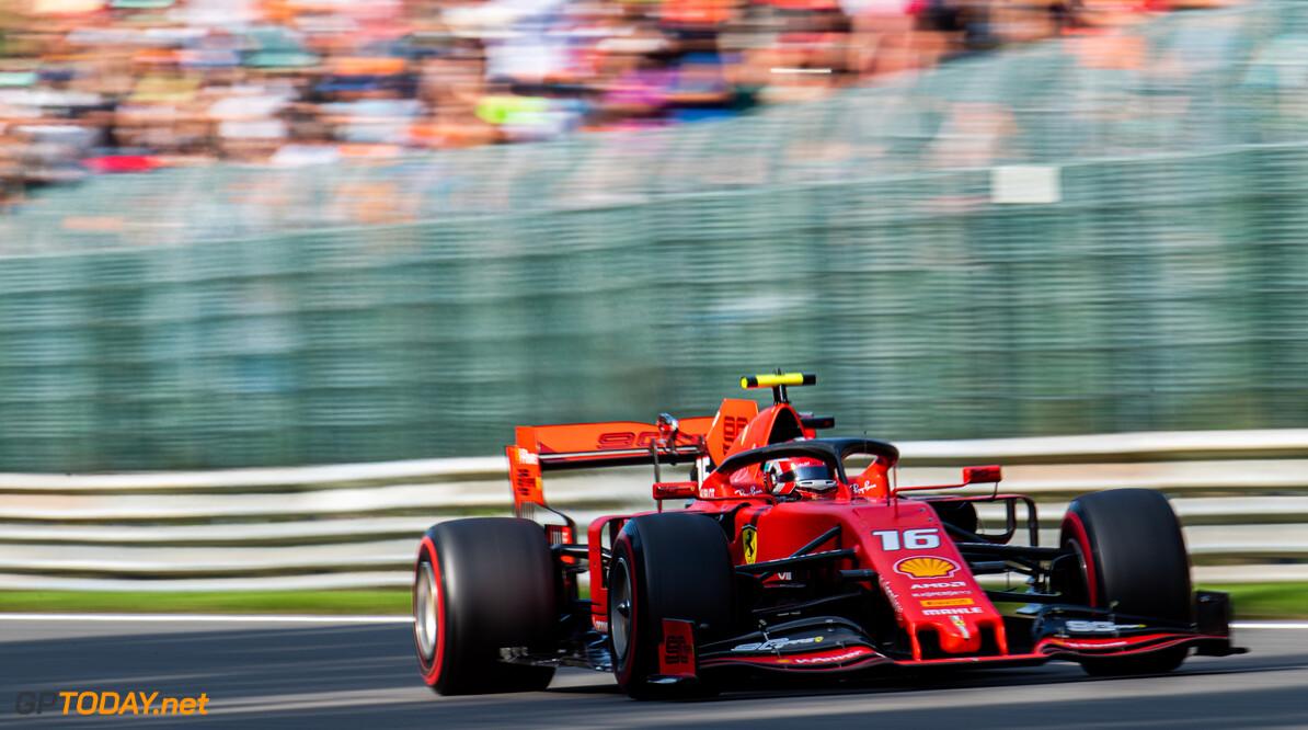 <b>Grand Prix van Italië</b>: Leclerc beëindigt Ferrari-droogte op Monza, Verstappen achtste