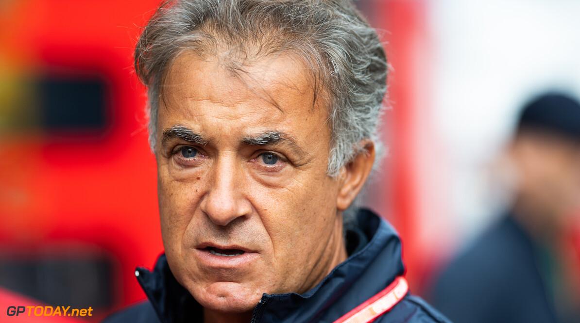 """Jean Alesi: """"Max Verstappen geeft altijd een ander de schuld"""""""