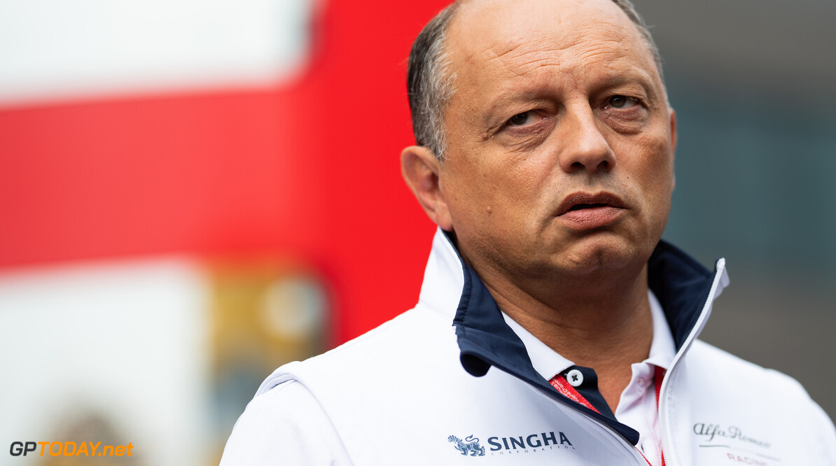 Vasseur tevreden over progressie Alfa Romeo in 2019