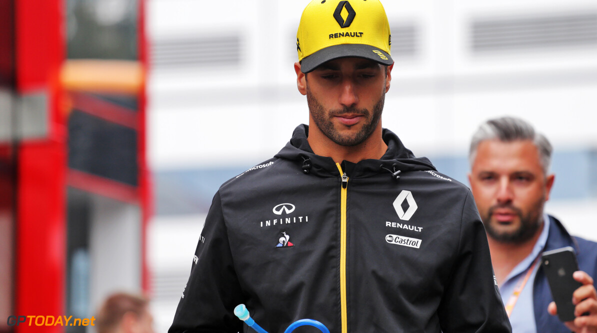 Ricciardo had doubts about racing following Hubert's death