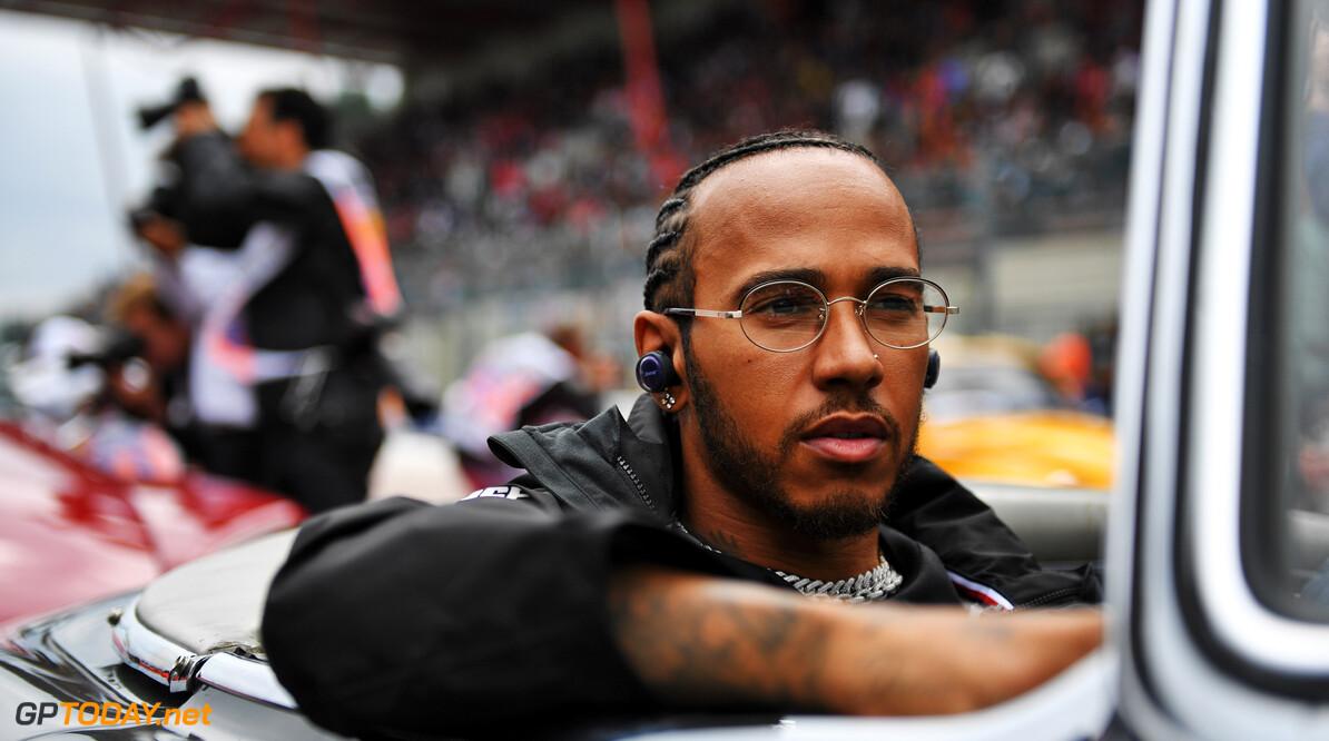 """Hamilton: """"Nieuwe generatie coureurs komt met meer dingen weg"""""""
