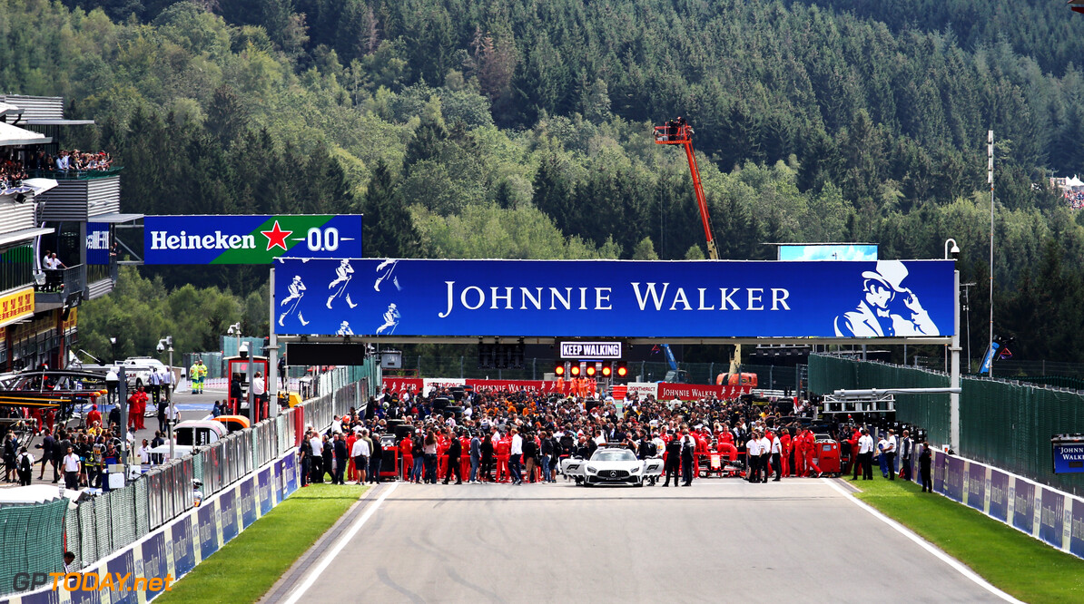 Belgian GP in doubt as ban on mass events extended