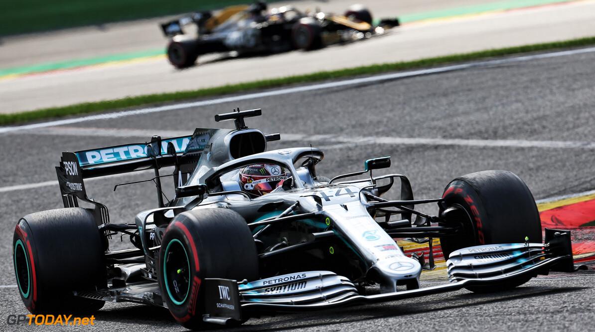 """Lewis Hamilton: """"Ik heb echt alles gegeven"""""""