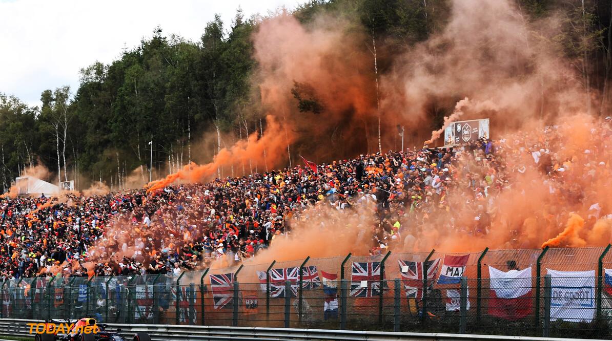 Spa-Francorchamps krijgt toestemming voor 75.000 fans op tribunes