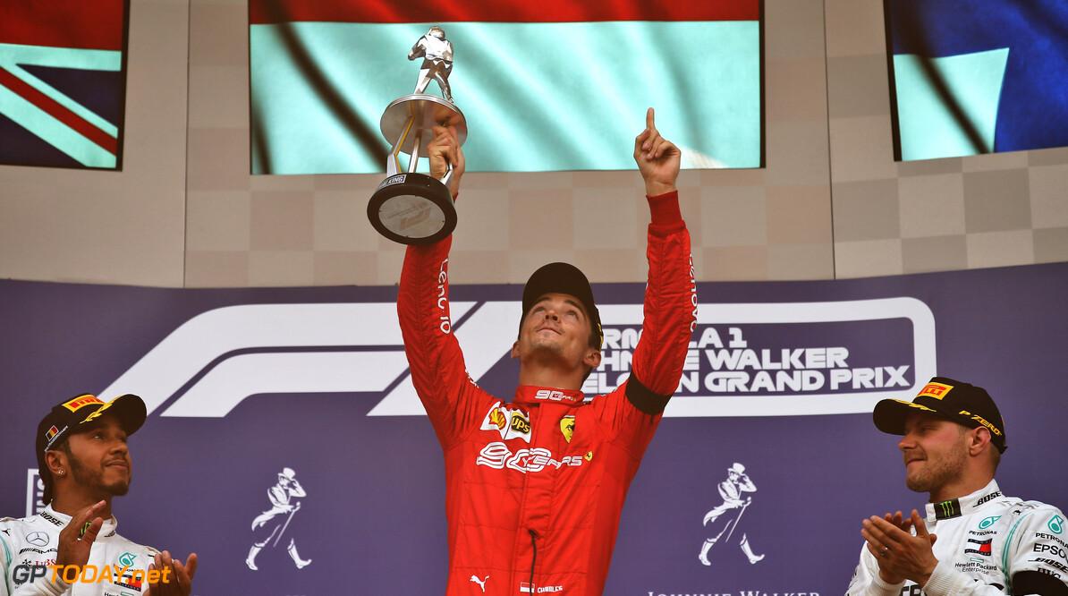 <b>Rapport België 2019</b>: Leclerc eert Hubert op mooist denkbare wijze