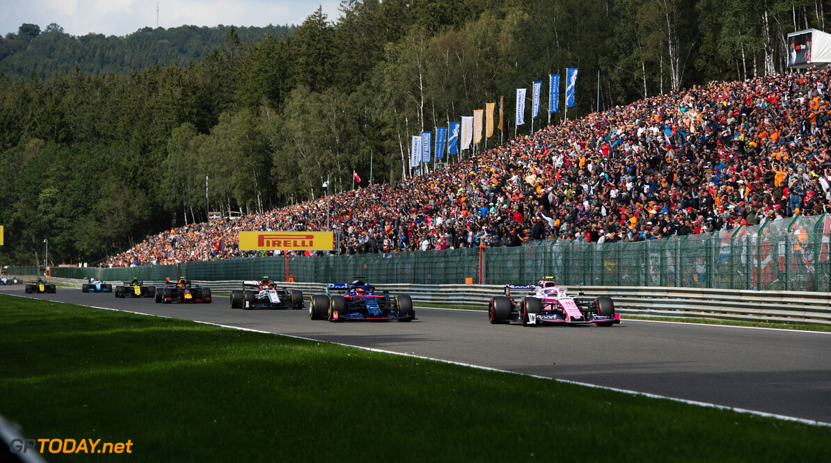 Green light given to 2020 Belgian GP behind closed doors