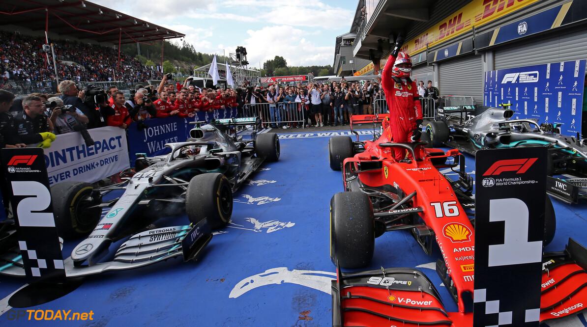 België cancelt de Grand Prix van België voorlopig