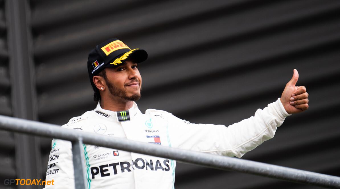 """Wolff: """"Hamilton heeft de races van Leclerc en zichzelf gered"""""""