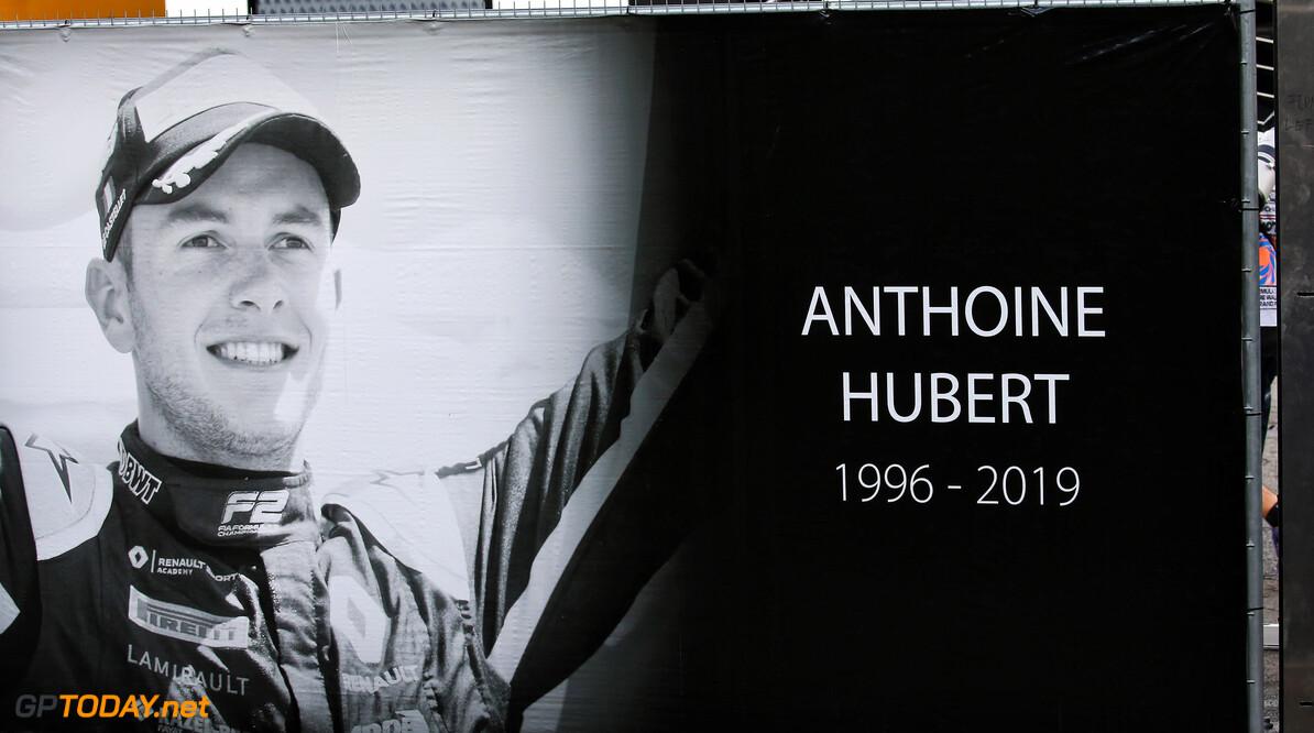 FIA already investigating Hubert's accident