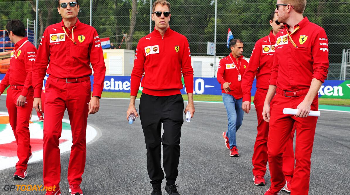 Vettel lijkt ook na 2020 bij Ferrari te willen blijven