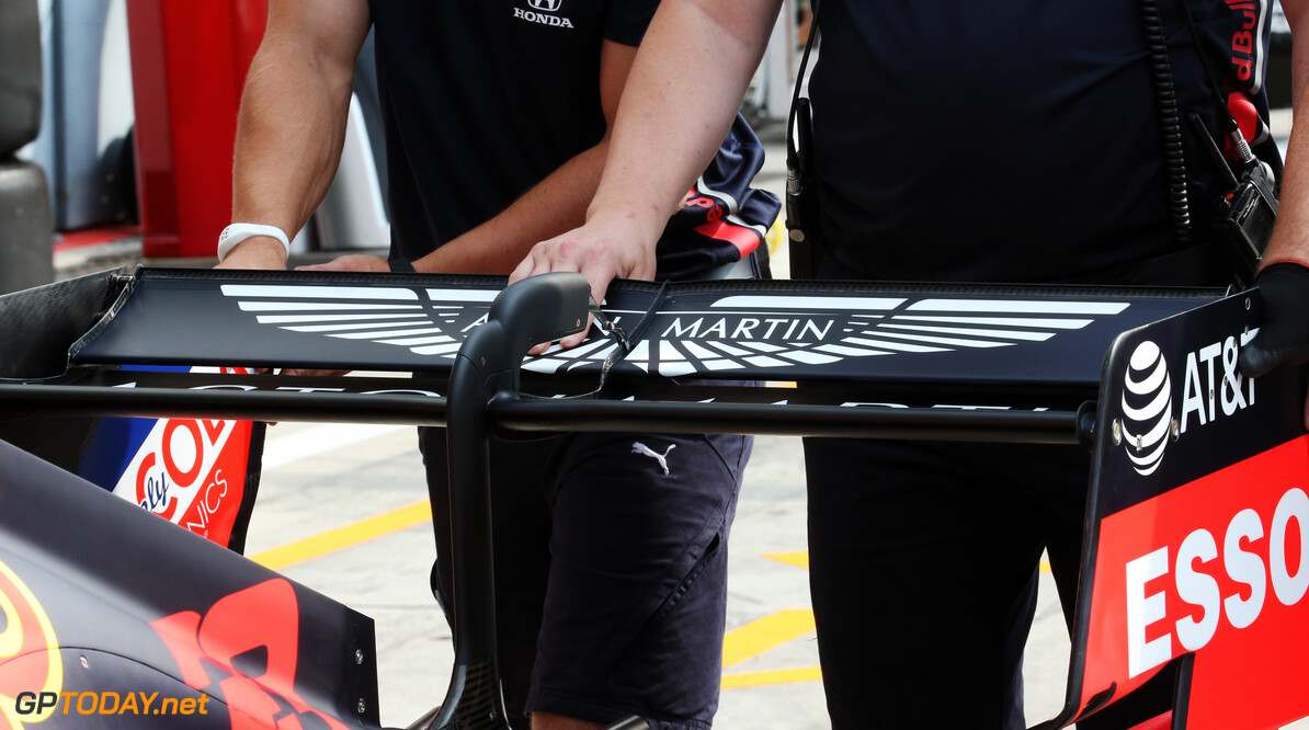 <b>Techniek</b>: Red Bull kiest voor minder downforce dan Mercedes en Ferrari
