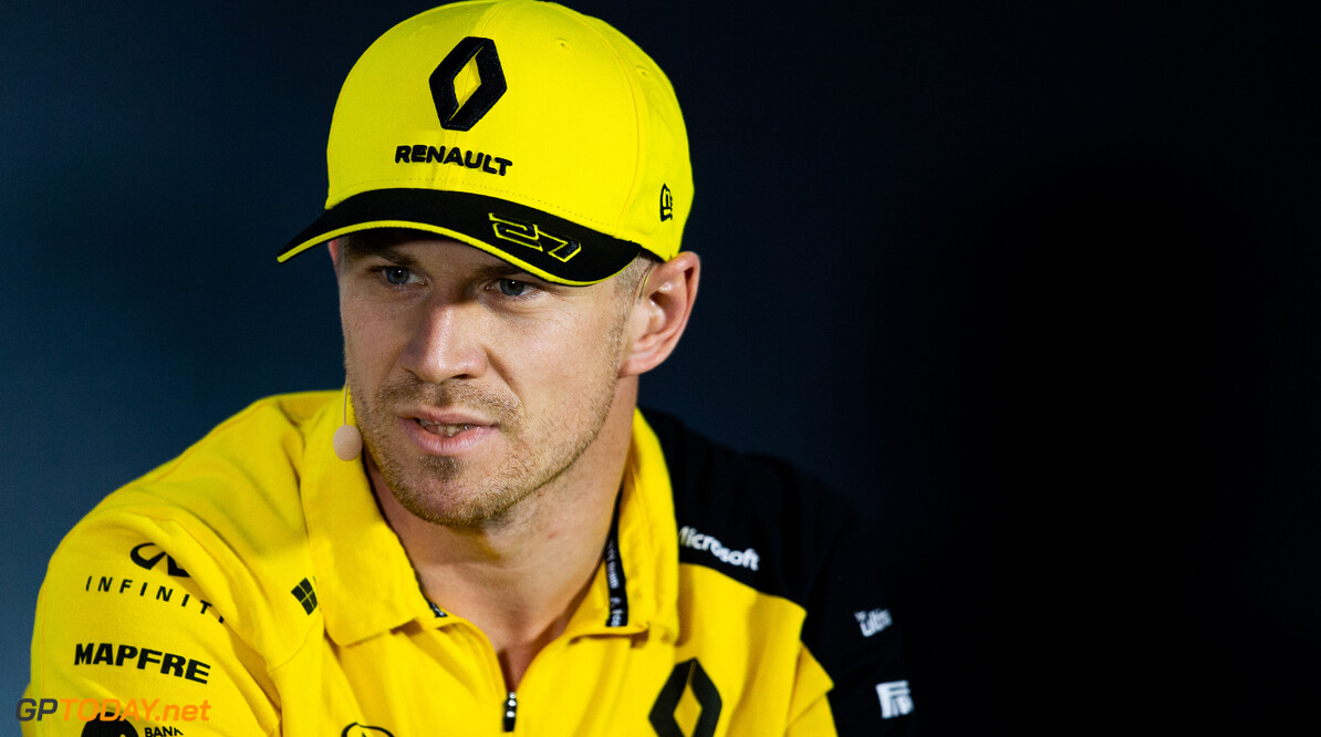 Hulkenberg 'in no hurry' to sign 2020 contract