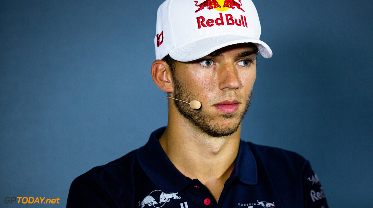 Gasly has 'stopped reading the comments' regarding his F1 future
