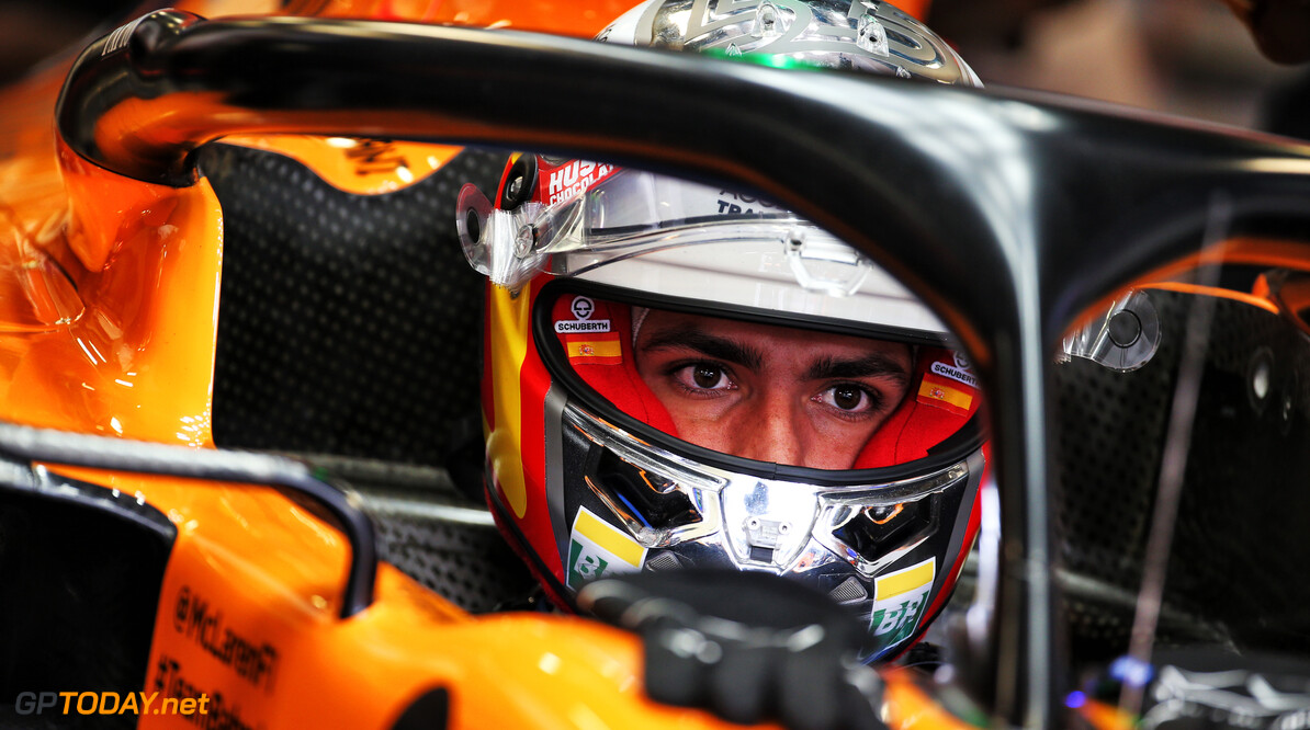 McLaren fined for unsafe Sainz  pit stop