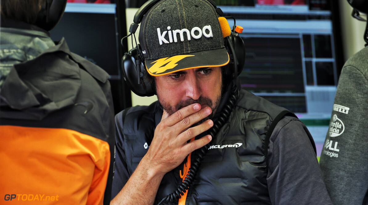 Alonso no longer holding ambassador role at McLaren