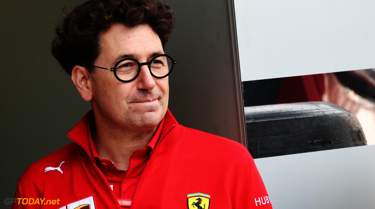 Binotto sluit combinatie Leclerc-Verstappen bij Ferrari uit