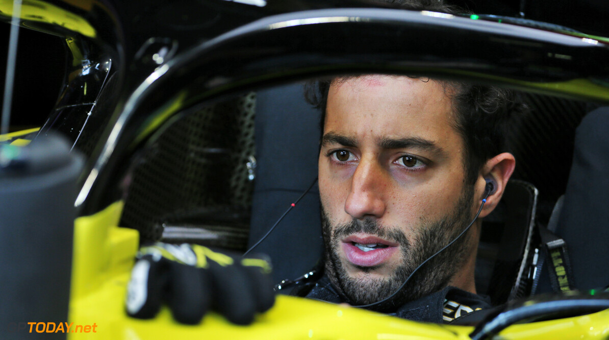 New teammates are 'a good opportunity to learn' - Ricciardo