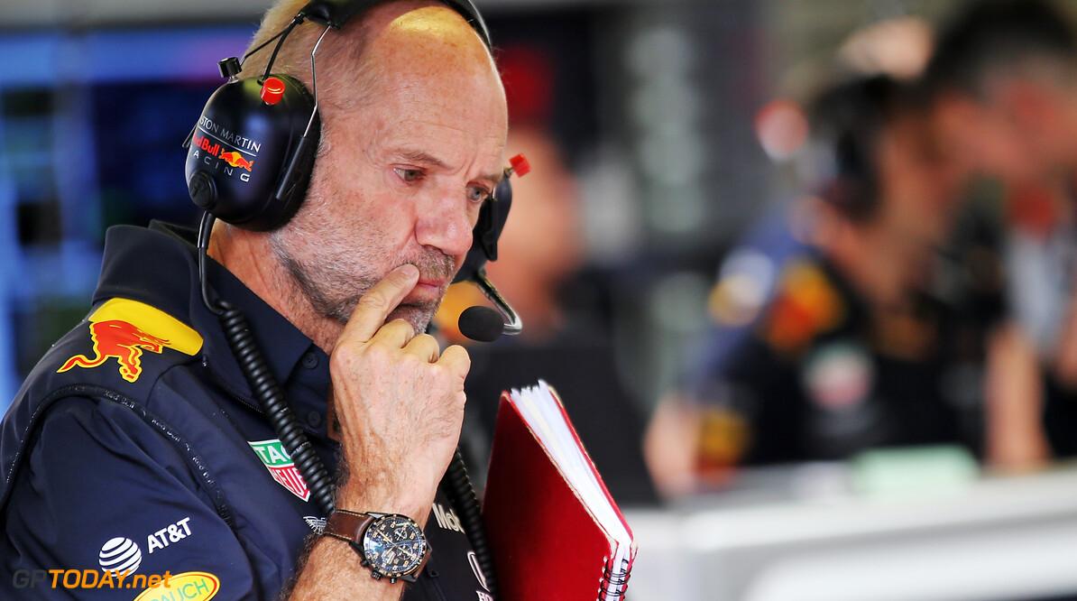 Geruchten over Red Bull-ontwerper Adrian Newey naar Aston Martin nemen toe