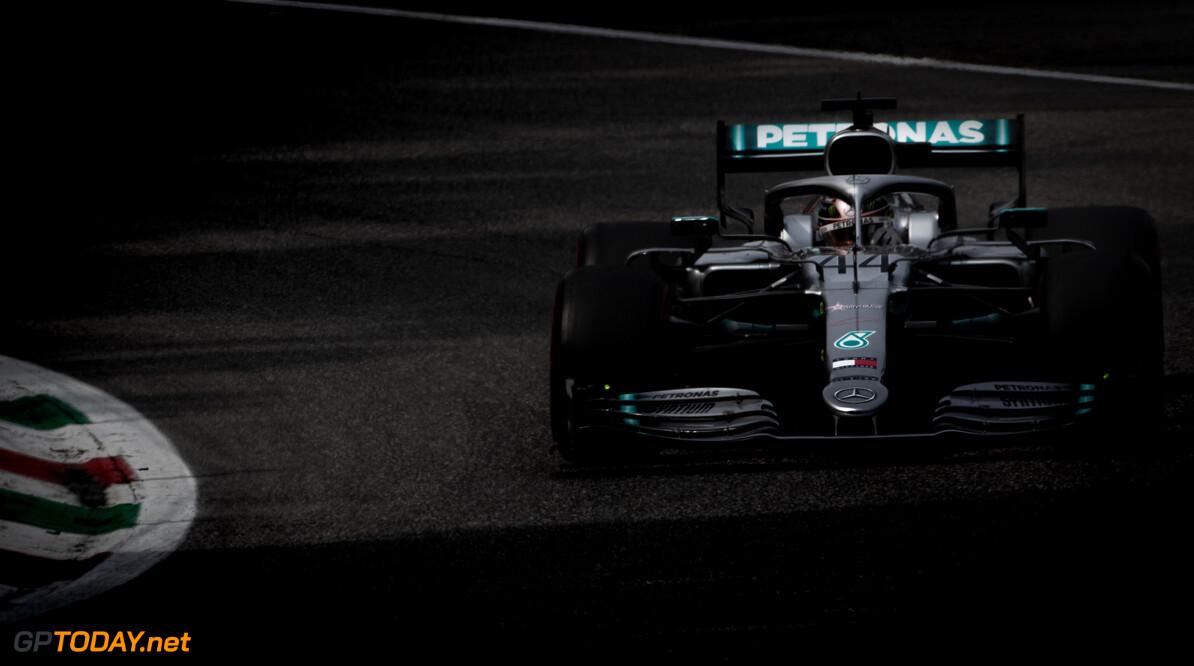 """Lewis Hamilton na chaotische kwalificatie: """"Dit was een anti-climax"""""""