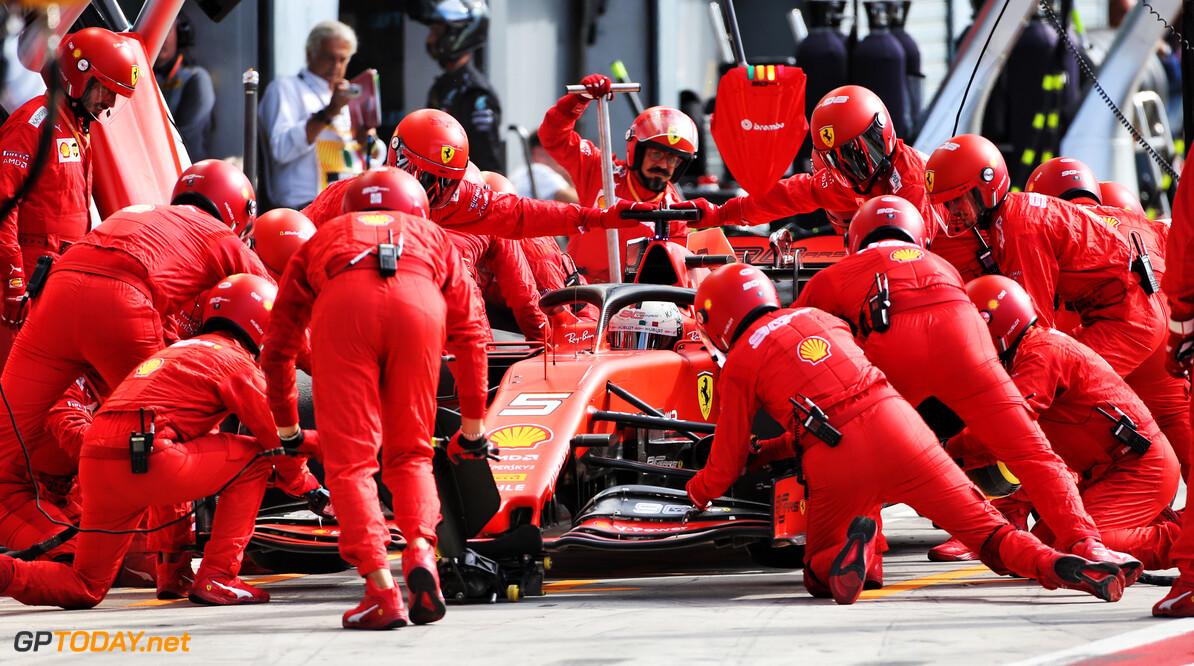 Plannen voor bijtanken en twee verplichte pitstops afgewezen door F1 Strategy Group
